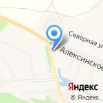 Транс Инвест на карте Ленинского