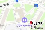 Схема проезда до компании Gsm2sim в Москве