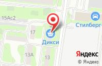 Схема проезда до компании НордОйл в Москве
