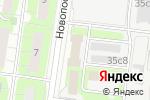 Схема проезда до компании Центр Инновационных Технологий Оздоровления в Москве
