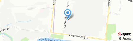 Центр Инновационных Технологий Оздоровления на карте Москвы