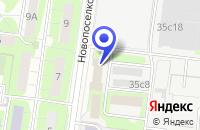 Схема проезда до компании ПТФ МПК ЛАБОРАТОРИИ ИТОН в Москве