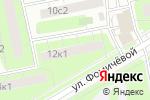 Схема проезда до компании JetGROOVE в Москве