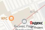 Схема проезда до компании ВИАН в Москве