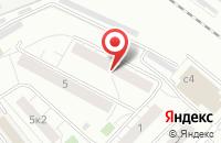 Схема проезда до компании Био-С в Химках