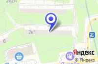 Схема проезда до компании ДИНРАЙ КИНОКОМПАНИЯ в Москве