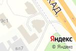 Схема проезда до компании Major Expert в Москве