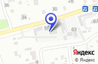 Схема проезда до компании МУП ПОХОРОННОЕ БЮРО КОНТАКТ в Чехове