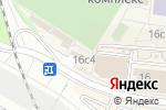 Схема проезда до компании Строй-Дом в Москве