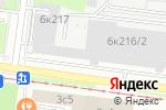 Схема проезда до компании Безопасные медицинские изделия в Москве