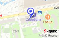 Схема проезда до компании ПТФ ИНТЕРЬЕР в Москве