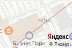Схема проезда до компании Pramo в Москве
