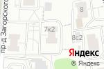 Схема проезда до компании Детский Active клуб в Москве