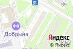Схема проезда до компании SpaProduct в Москве