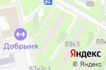 Схема проезда до компании Лавнес в Москве