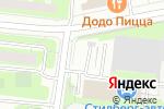 Схема проезда до компании Abko в Москве