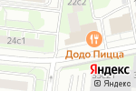 Схема проезда до компании Чудо Тандыр в Москве