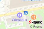 Схема проезда до компании Рыбный магазин в Москве