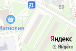 Схема проезда до компании РеалТехноСервис в Москве