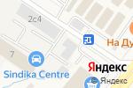 Схема проезда до компании Ваша Кровля в Сосенках