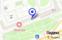 Схема проезда до компании САЛОН МЕБЕЛЬНАЯ ФАБРИКА ДМЕ в Москве