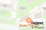 Схема проезда до компании Autopoint в Москве
