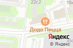 Схема проезда до компании Мясной стандарт в Москве