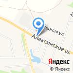 Автомойка на карте Ленинского