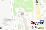 Схема проезда до компании Горячий калач в Москве