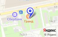 Схема проезда до компании МЕБЕЛЬНЫЙ САЛОН ДЭРА в Москве