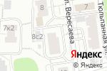 Схема проезда до компании Лилу в Москве