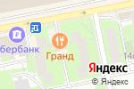 Схема проезда до компании Созидание в Москве
