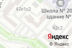 Схема проезда до компании ТутАптека в Москве