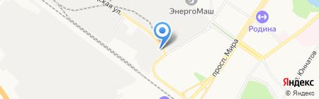 GMG Abrasivi на карте Химок