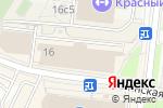 Схема проезда до компании СДВ-Тревел в Москве