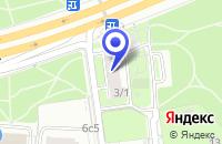 Схема проезда до компании МЕБЕЛЬНЫЙ МАГАЗИН ВИСТА в Москве