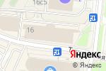 Схема проезда до компании Магазин спецодежды в Москве