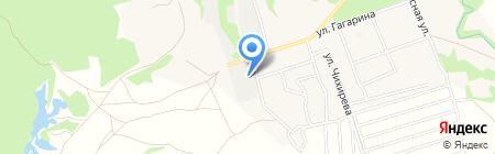 Ремонтно-механическое предприятие на карте Барсуков