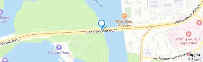 Строгинский мост