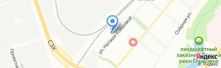 Айша-Бета на карте Москвы