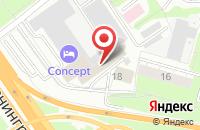 Схема проезда до компании Аддлинк в Химках