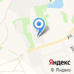 Сладкий край на карте Ленинского