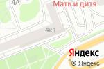 Схема проезда до компании Mydufflecoat.ru в Москве