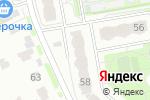 Схема проезда до компании Слетать.ру в Лобне