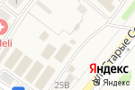 Схема проезда до компании Магазин строительных материалов в Сосенках