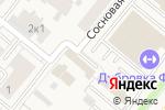 Схема проезда до компании Бамтоннельстрой в Москве