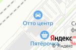 Схема проезда до компании Caparol в Москве