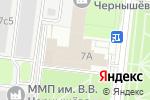 Схема проезда до компании Государственный духовой оркестр России в Москве