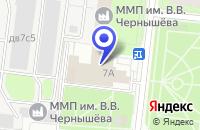 Схема проезда до компании ДК КРАСНЫЙ ОКТЯБРЬ в Москве