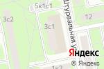 Схема проезда до компании Аппаратура Систем Связи в Москве